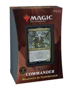 Magic - Strixhaven - Commander - Maléfices de Flestrefleur