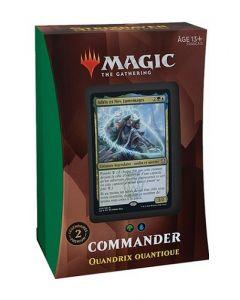 Magic - Strixhaven - Commander - Quandrix Quantique
