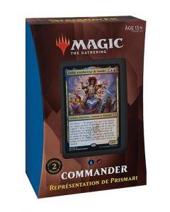 Magic - Strixhaven - Commander - Représentation de Prismari