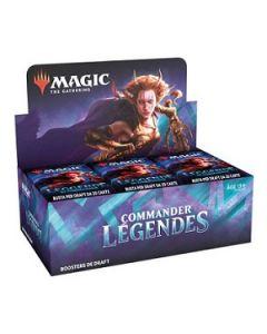 Magic - Commander Légendes - Boite de 24 Boosters de Draft