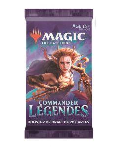 Magic - Commander Légendes - Booster de Draft