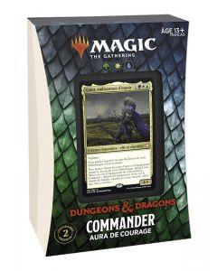 Magic - Dungeons & Dragons - Commander - Aura de Courage