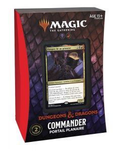 Magic - Dungeons & Dragons - Commander - Portail Planaire