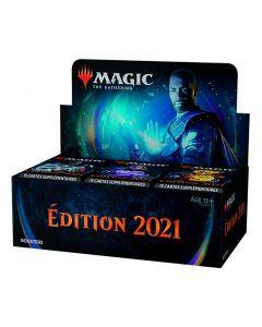 Magic - Edition 2021 - Boite de 36 Boosters