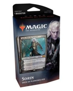 Magic - Edition de Base 2020 - Deck de Planeswalker - Sorin