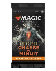 Magic - Innistrad - Chasse de Minuit - Booster de Draft