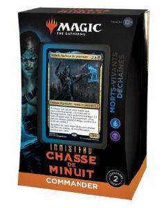 Magic - Innistrad - Chasse de Minuit - Commander - Morts-Vivants Déchainés