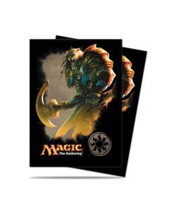 Magic the Gathering - Mana 4 - Deck Protector Sleeves - Ajani (80)