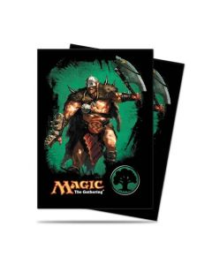 Magic the Gathering - Mana 4 - Deck Protector Sleeves - Garruk (80)