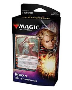 Magic - Le Trône d'Eldraine - Deck de Planeswalker - Rowan