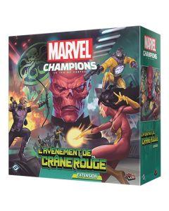 Marvel Champions (JCE) - L'Avènement de Crâne Rouge