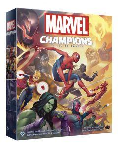 Marvel Champions (JCE) - Le Jeu de Base