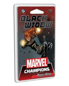 Marvel Champions (JCE) - Black Widow