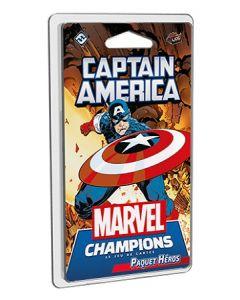 Marvel Champions (JCE) - Captain America