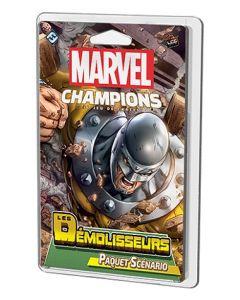 Marvel Champions (JCE) - Les Démolisseurs