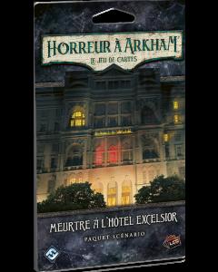 Horreur à Arkham (JCE) - Meurtre à l'Hôtel Excelsior