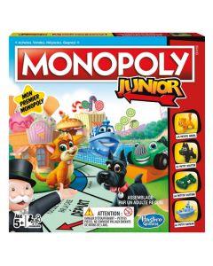 Monopoly - Junior (Nouvelle Edition)