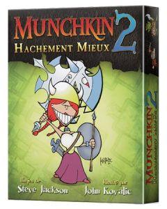 Munchkin 2 - Hachement Mieux