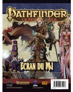 Pathfinder (JdR) - Ecran du MJ (Editon Limitée)
