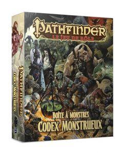 Pathfinder (JdR) - Boîte à Monstres - Codex Monstrueux