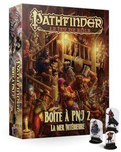 Pathfinder (JdR) - Boîte à PNJ 2 - La Mer Intérieure