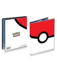 Pokémon - Pokéball - Portfolio 4 Pochettes