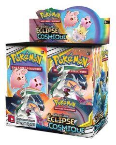 Pokémon - Soleil et Lune - Eclipse Cosmique - Boîte de 36 Boosters