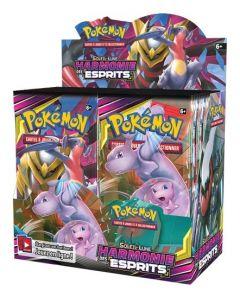 Pokémon - Soleil et Lune - Harmonie des Esprits - Boîte de 36 Boosters