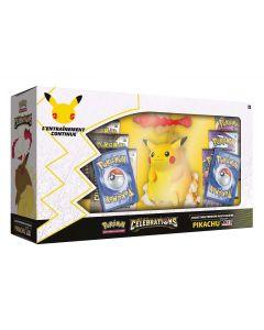 Pokémon - Célébrations - Collection Premium avec Figurine - Pikachu VMax