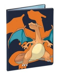Pokémon - Charizard 2 - Portfolio - 9 Pochettes