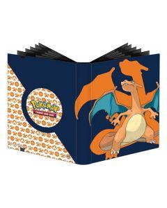 Pokémon - Charizard 2 - Portfolio PRO-Binder - 9 Pochettes