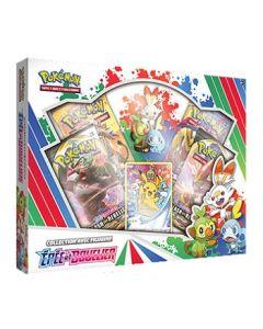Pokémon - Coffret Collection avec Figurine - Epée et Bouclier