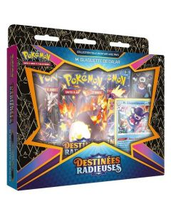 Pokémon - Collection Folle Aventure avec Pin's - Destinées Radieuses - M. Glaquette de Galar