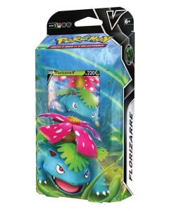 Pokémon - Deck Combat V - Florizarre