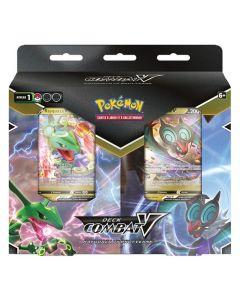 Pokémon - Deck Combat V - Rayouaza vs Bruyverne