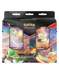 Pokémon - Deck Combat V - Victini vs Gardevoir