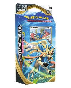 Pokémon - Epée et Bouclier - Clash des Rebelles - Deck à Thème - Zacian