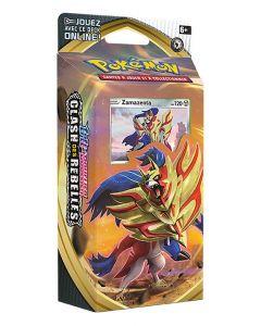 Pokémon - Epée et Bouclier - Clash des Rebelles - Deck à Thème - Zamazenta
