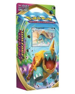 Pokémon - Epée et Bouclier - Voltage Eclatant - Deck à Thème - Torgamord