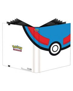 Pokémon - Great Ball - PRO-Binder - 9 Pochettes