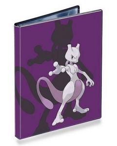 Pokémon - Mewtwo 2 - Portfolio - 4 Pochettes