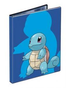 Pokémon - Squirtle 2 - Portfolio - 4 Pochettes