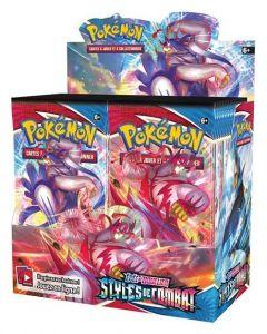 Pokémon - Epée et Bouclier - Styles de Combat - Boite de 36 Boosters