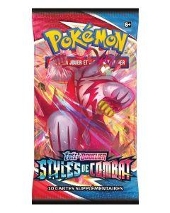 Pokémon - Epée et Bouclier - Styles de Combat - Booster(s)