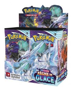 Pokémon - Epée et Bouclier - Règne de Glace - Boite de 36 Boosters