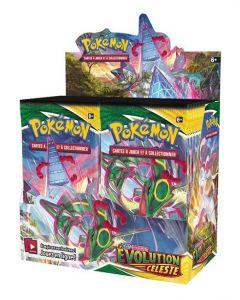 Pokémon - Epée et Bouclier - Evolution Céleste - Boite de 36 Boosters