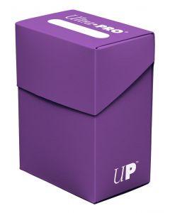 UP - Solid - Deck Box - Purple