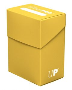 UP - Solid - Deck Box - Yellow