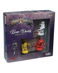 Rum & Bones - Bone Devils - Heroes Set 1
