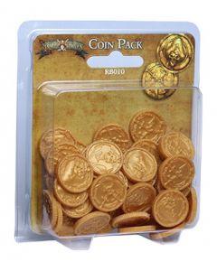 Rum & Bones - Coin Pack